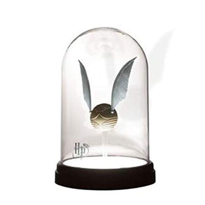 Harry Potter Snitch Lamp