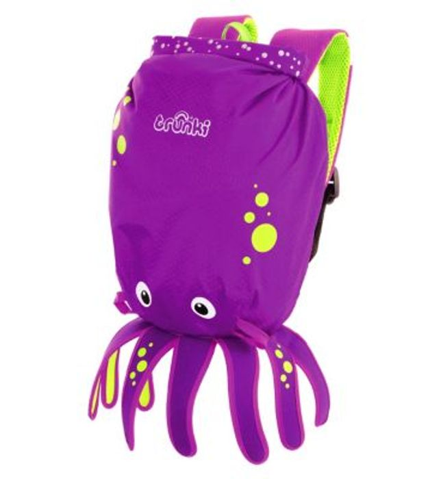 Trunki Puddlepack Inky Octopus at Boots