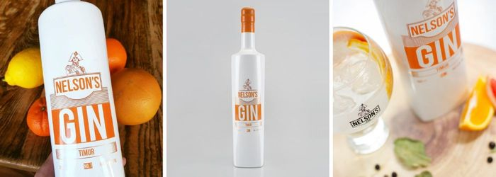 Win a Bottle of Nelsons Timur Gin