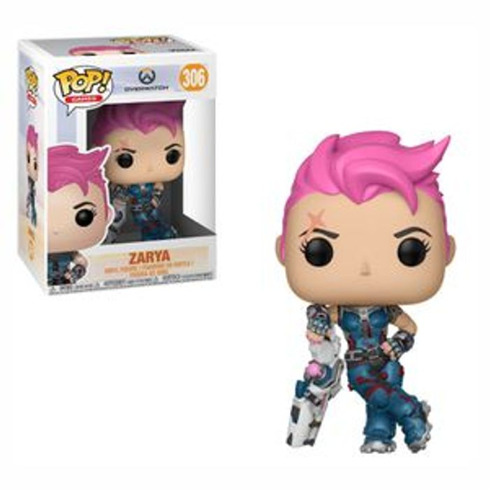 Overwatch: Series 3 Pop! Vinyl Figure: Zarya