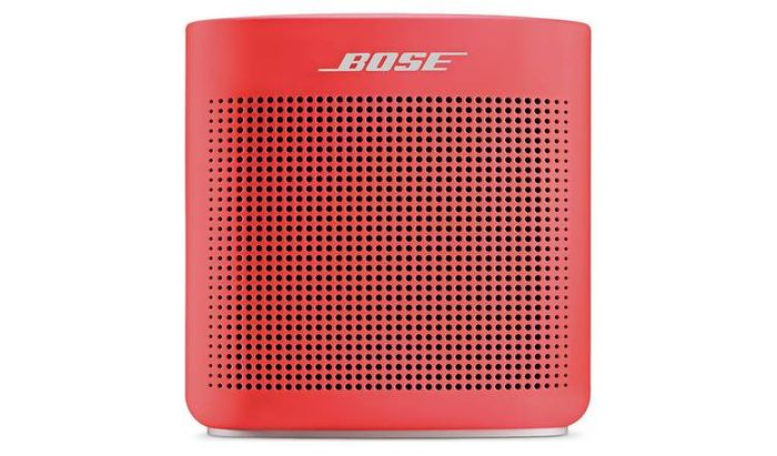 Bose Soundlink Colour II Wireless Portable Speaker - Red Only £99
