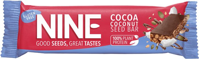 25%off 20 Coconut Nine Bars