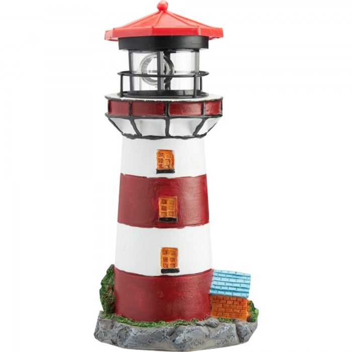 Lifestyle Garden Lighthouse Solar Light