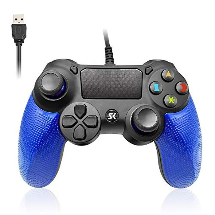 PS4 Controller Wired Double Vibration