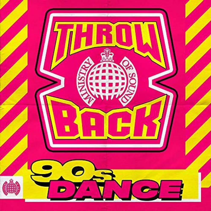 Throwback 90s Dance - Various Artists (Box Set) [CD]