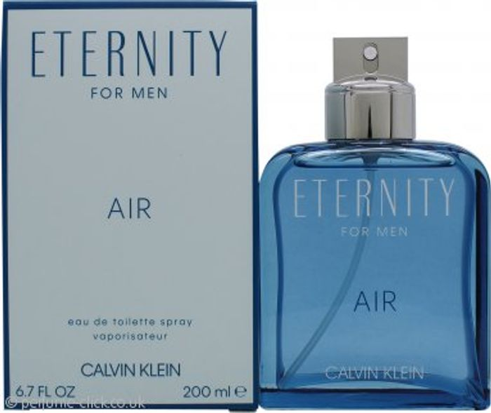 Calvin Klein Eternity Air for Men Eau De Toilette 200ml Spray