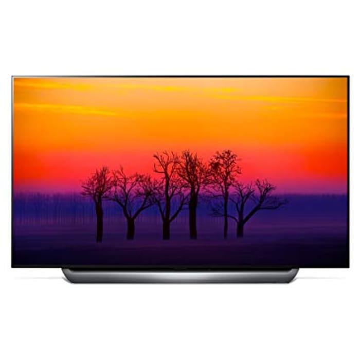 LG OLED65C8PLA 65 Inch 4K HDR Ultra HD Smart OLED TV - Brand New UK Stock
