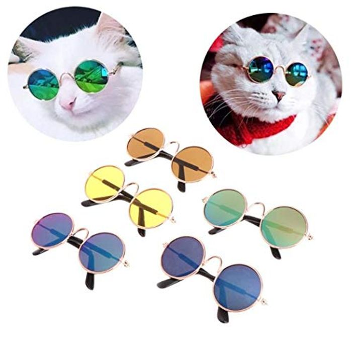 Cool Stylish and Funny Cute Pet Sunglasses