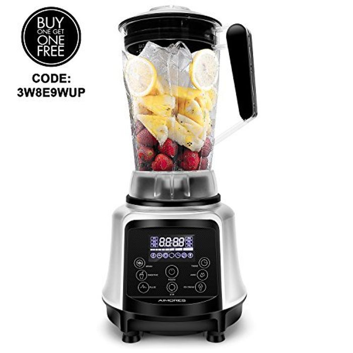 Deal Stack! ISUN AIMORES Smoothie Commercial Blender Juicer