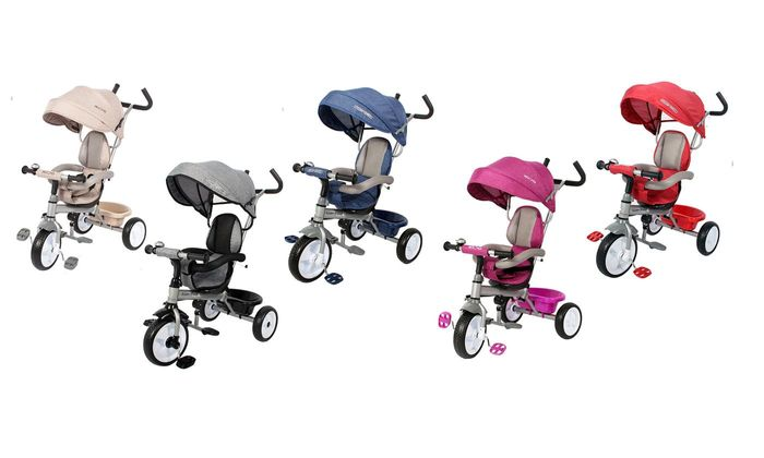Kids' Push along Tricycle Buggy with Free Delivery