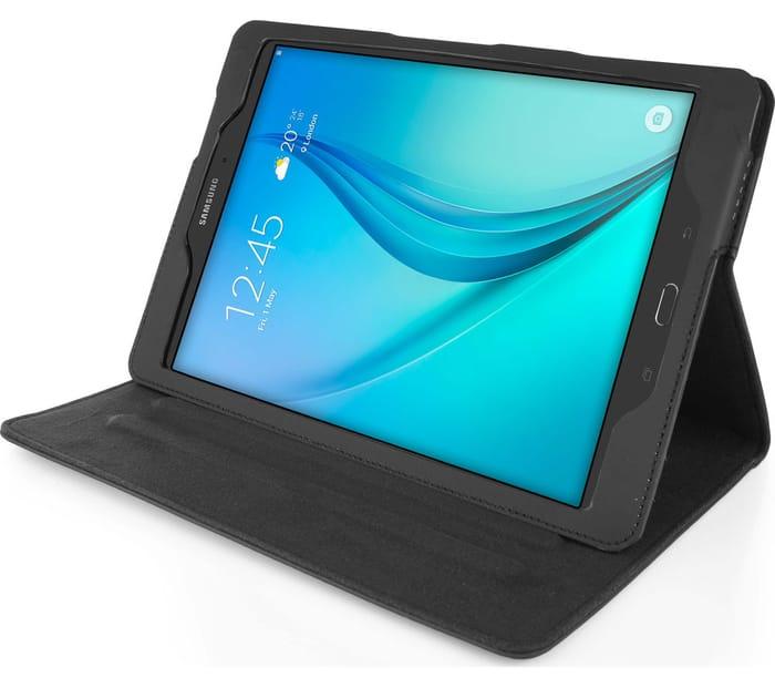 "LOGIK9.6"" Samsung Galaxy Tab E Starter Kit - Black"