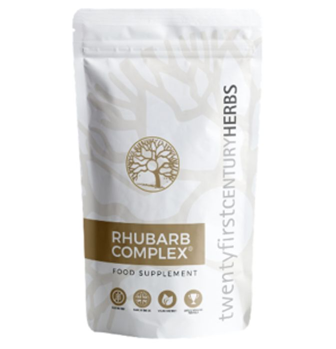 Free 10 Day Rhubarb Complex (Cleansing Detox) (RRP £11.95)