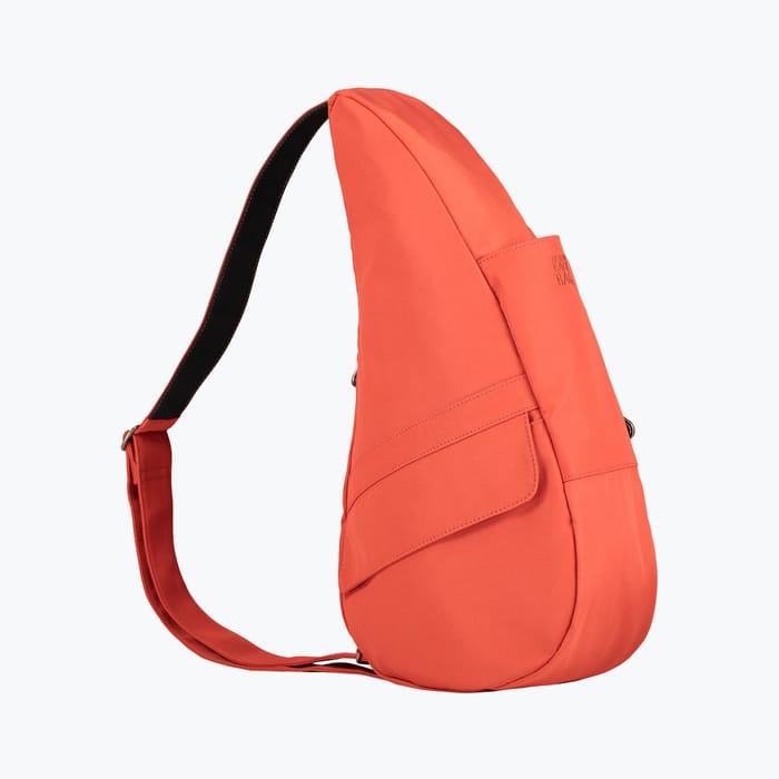 Microfibre Tangerine Back Bag