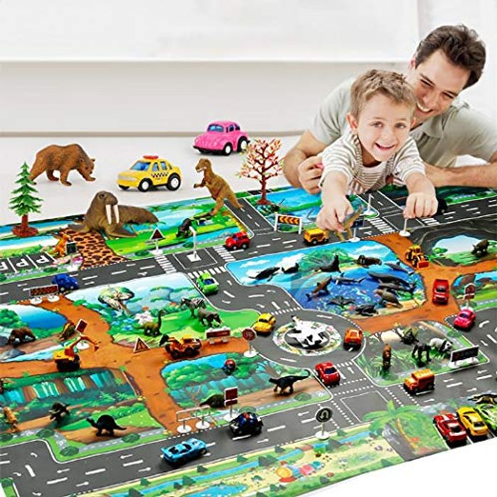 70% off Road Playmat Toy + Free Delivery