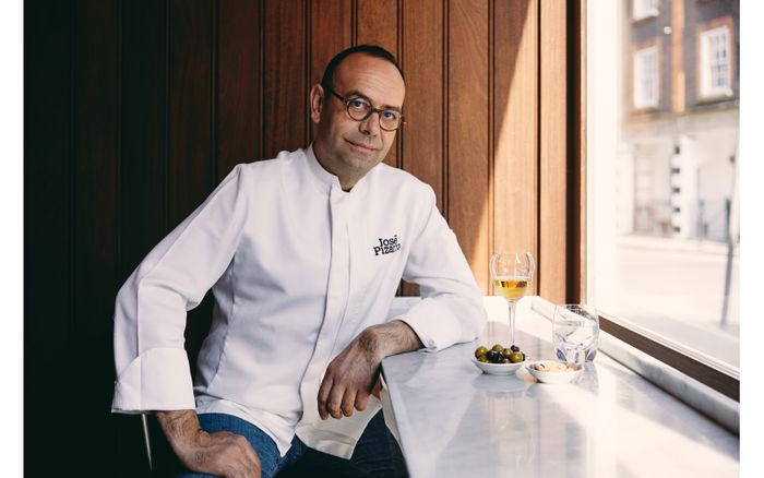 Win a Set of Crystal Glasses by Chef Jos Pizarro