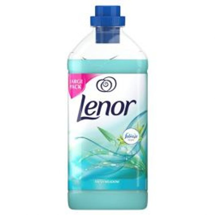 Lenor Fabric Conditioner Fresh Meadow *LOOK!! *1 Litre, 71 Washes