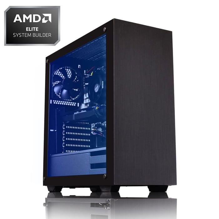 Pre-Built Gaming PC RX580 & Ryzen 5 2600 £499.94 @Awd-It