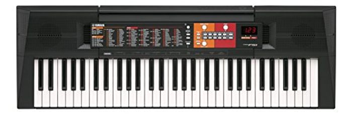 Yamaha PSRF51 Electronic Keyboard (Black) - 25% Off! Free Delivery