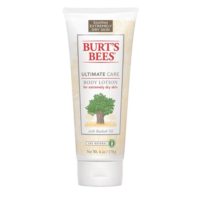 Burts Bees Body Lotion Soothes Extremely Dry Skin - 170g 5