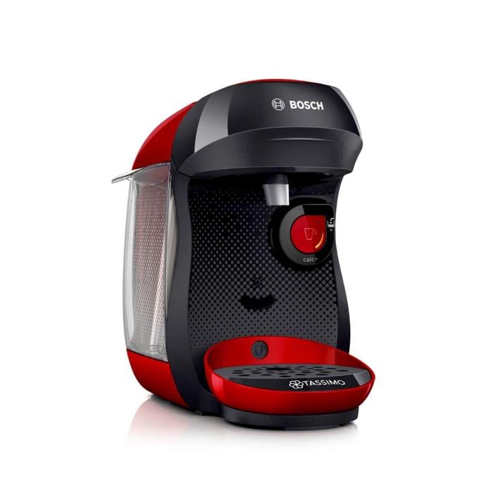GOING CHEAP! Bosch Tassimo Happy Coffee Machine - SEVERAL COLOURS