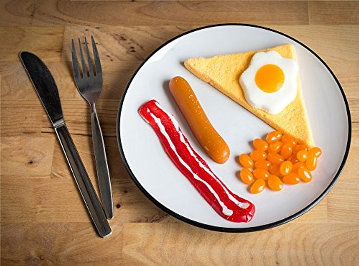 Full English Candy Breakfast - Jelly Sweets