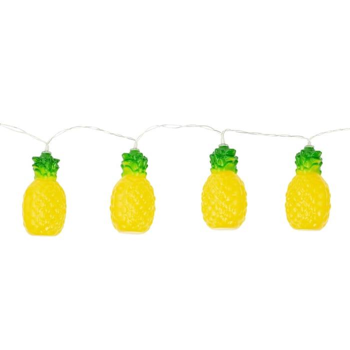 Pineapple 10 String LED Lights - 1.2m