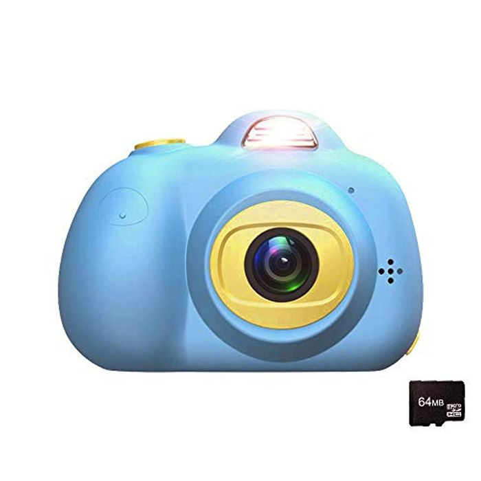 30% off to Select Kids Toys Compact Camera, 8MP Front and Back Camera 1080P HD