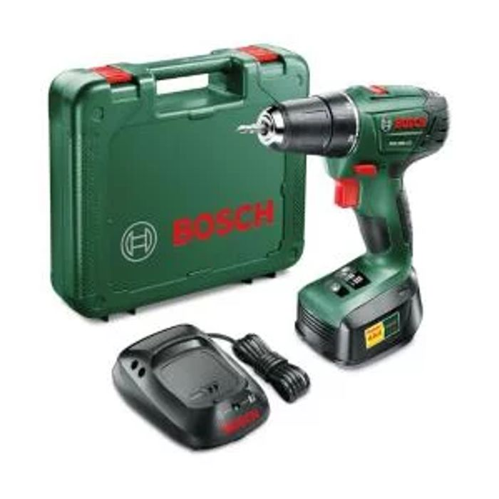 Bosch PSR 1800 18V Cordless Power Drill £49.49 with Code
