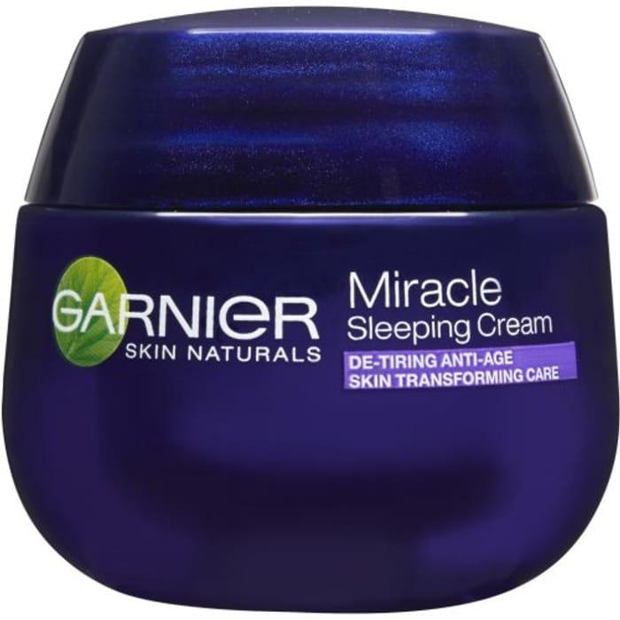 Garnier Miracle Sleeping Cream - 50ml