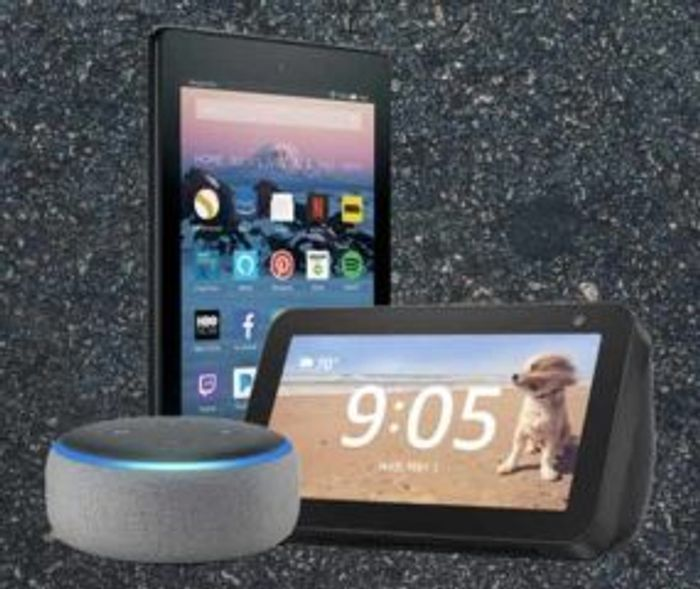 Free 5 Fantastic Gifts including Amazon Echo Show 5, Family Day Out, Echo Dot