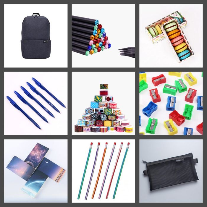 Back to School Survival Kit Only £24.99 (Free Delivery) at Benibo [Read Desc.]