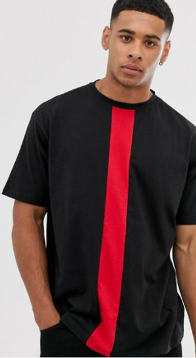 Another Influence Cut and Sew Boxy T-Shirt