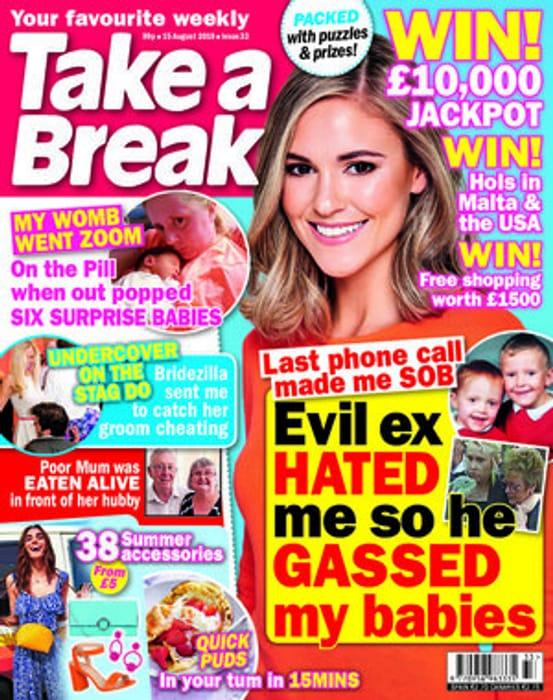 Take a Break - Issue 33