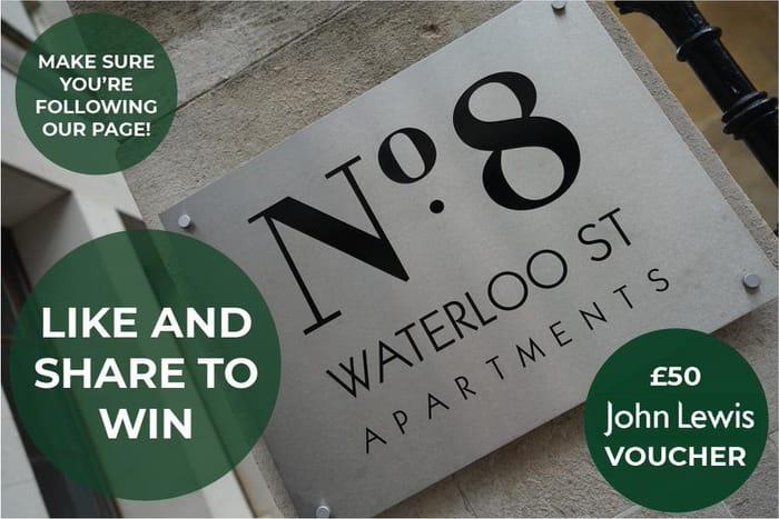 Win a £50 John Lewis Voucher