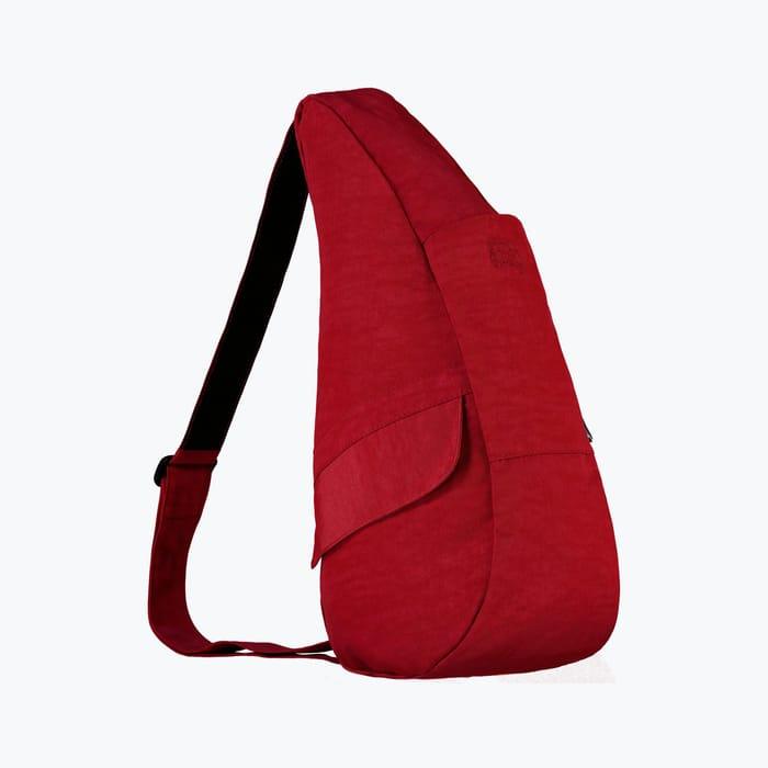 Textured Nylon Crimson S