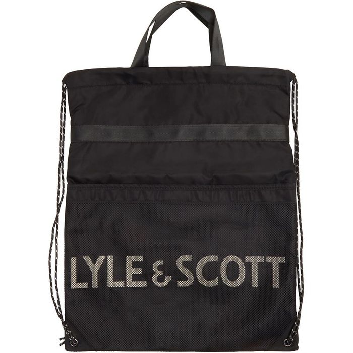 Lyle and Scott Vintage Gym Sack