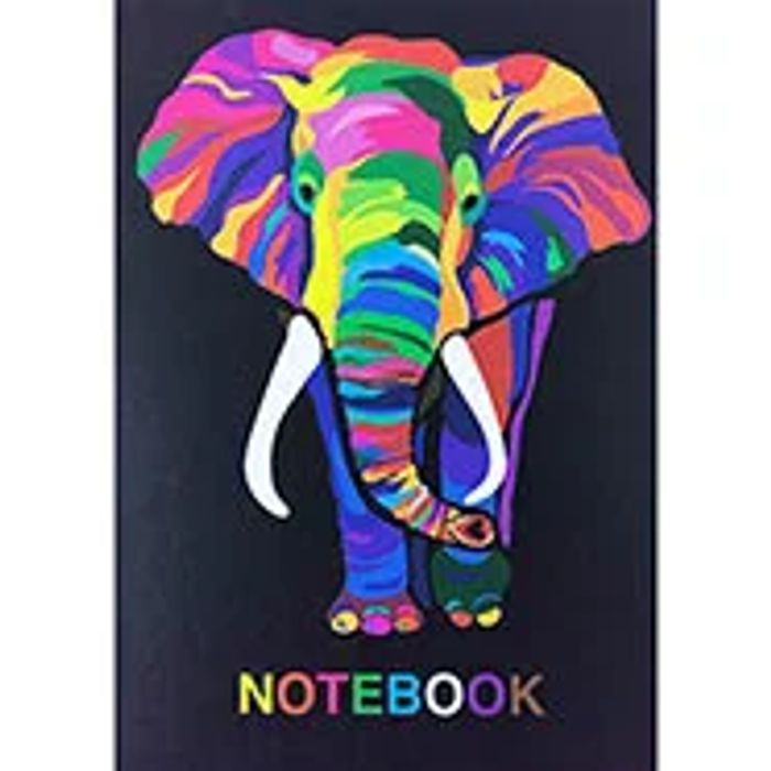 4 Notebooks for £10