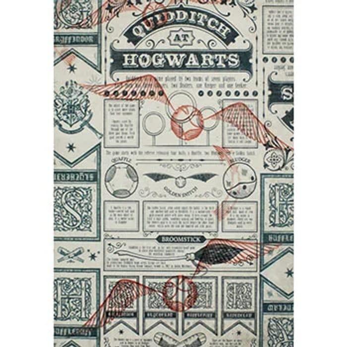 Harry Potter A5 Notebook