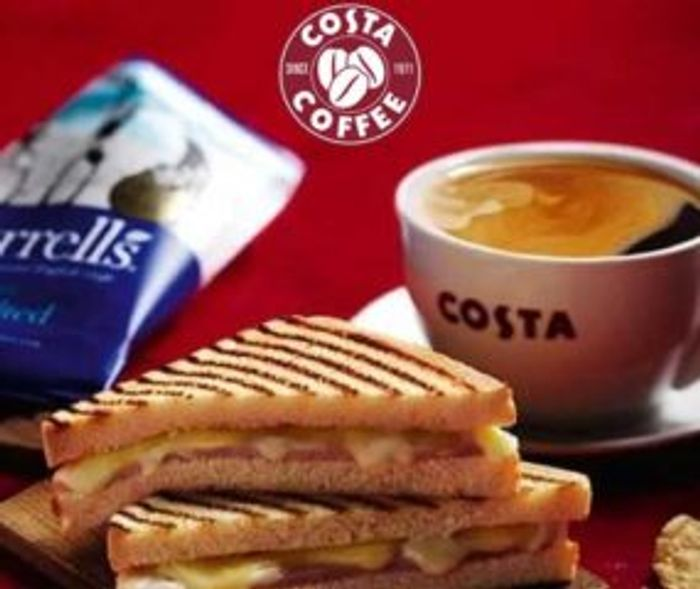 Costa Coffee Lunch Special