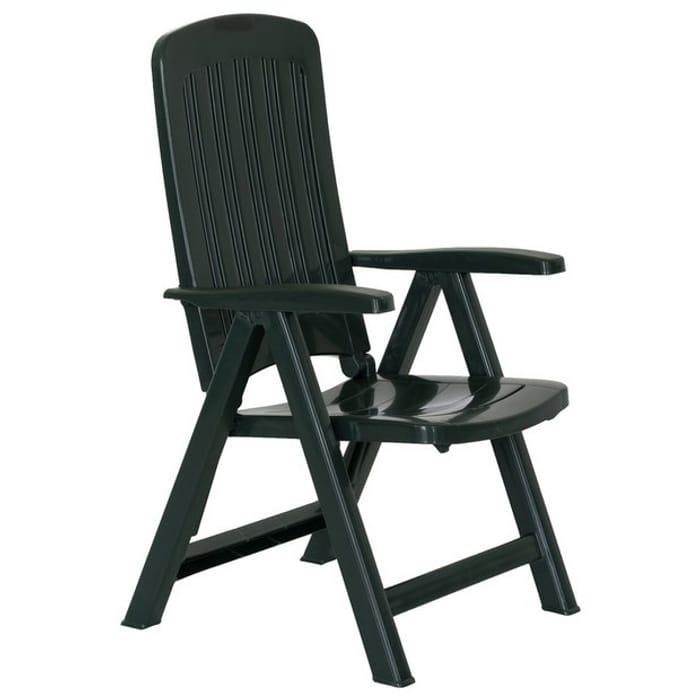 Argos Home Resin Recliner Chair - Green