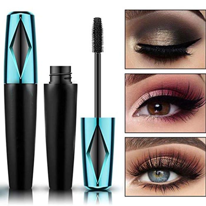 4D Silk Fiber Lash Mascara 80% off + Free Delivery