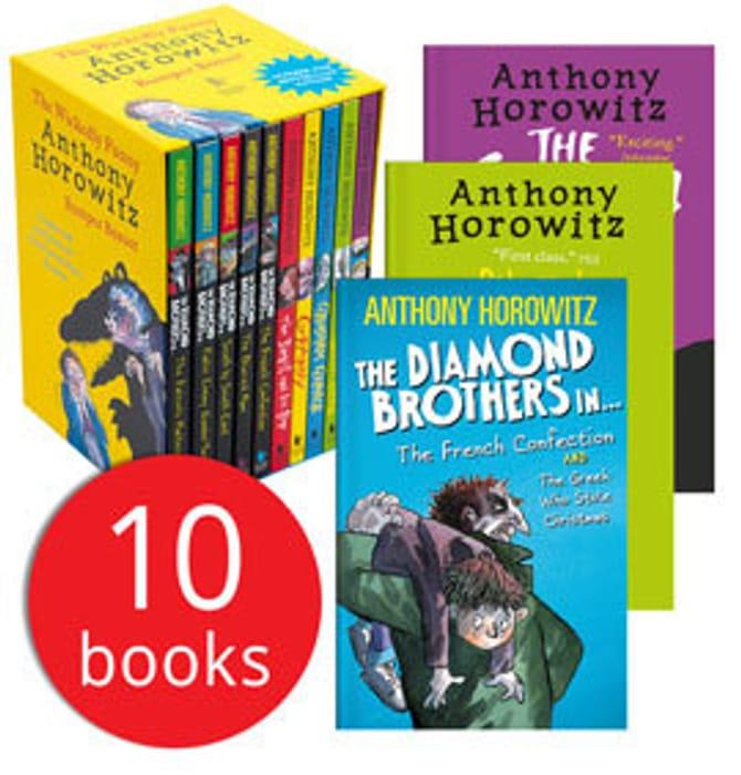 Anthony Horowitz Boxset
