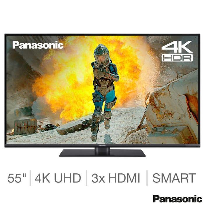 Panasonic 55FX550B 55 Inch 4K Ultra HD TV