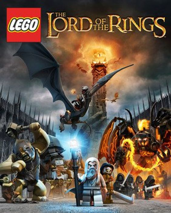 LEGO Lord of the Rings Steam CD Key