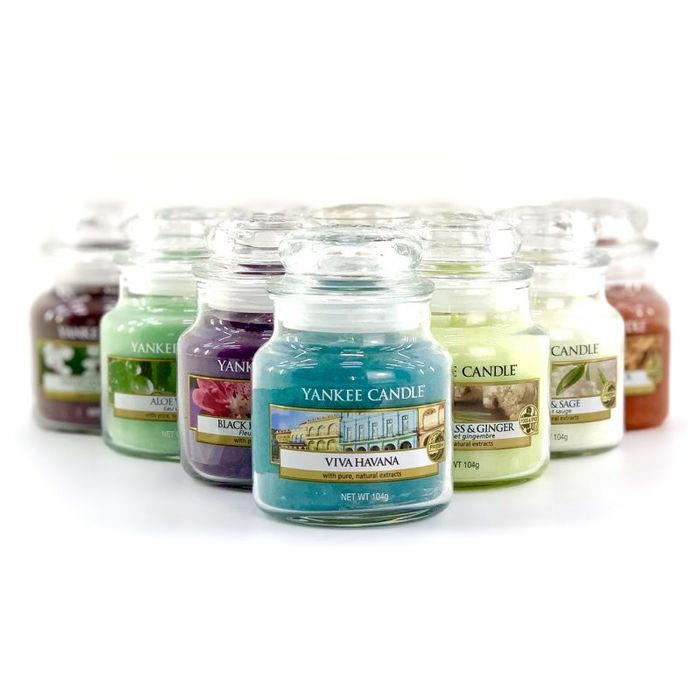 3 Small Yankee Candle Jars £7.60 Delivered W/code / £8 Without