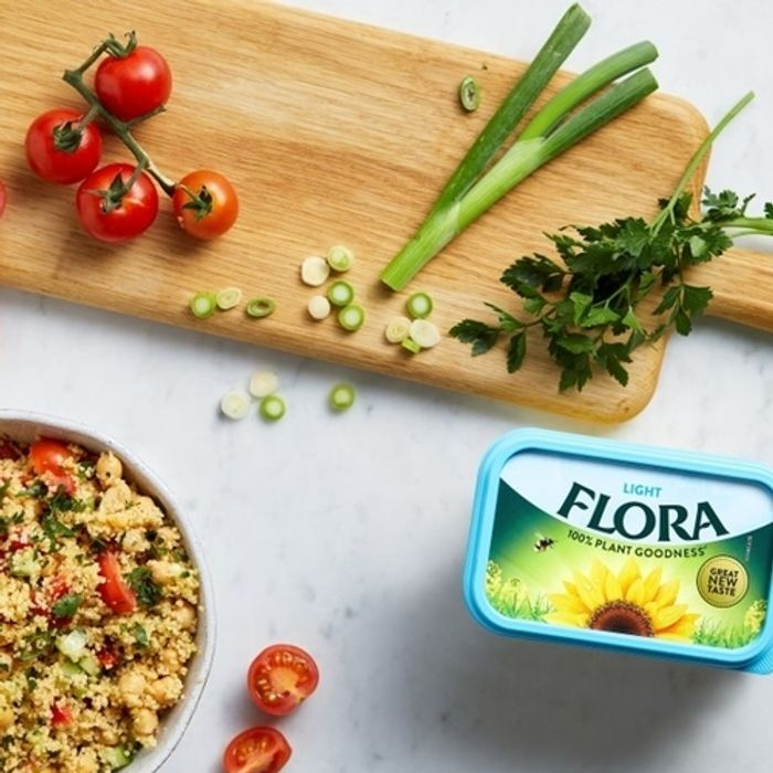 Free Flora Light Spread - Sign up to Test