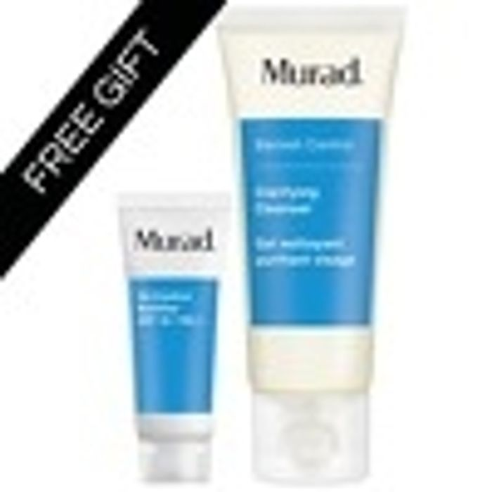 Free Murad Blemish Control Deluxe Set When You Spend £50 or More on Murad