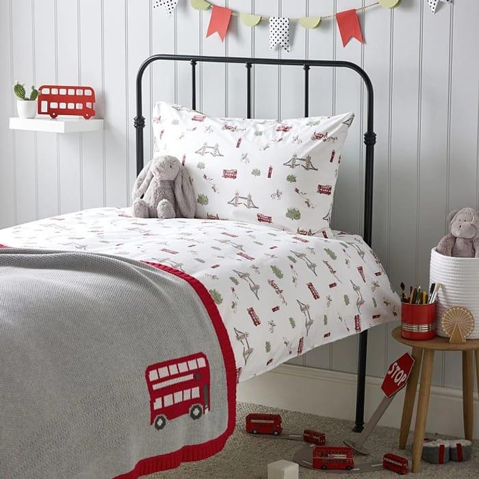 The White Company London Bed Linen, £14.70   LatestDeals.co.uk