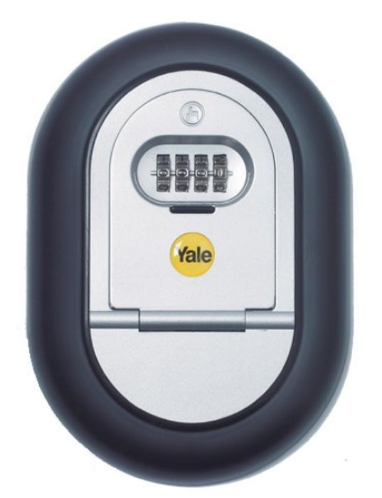 Yale Y500 Wall Mounted Outdoor Key Safe - Save £10