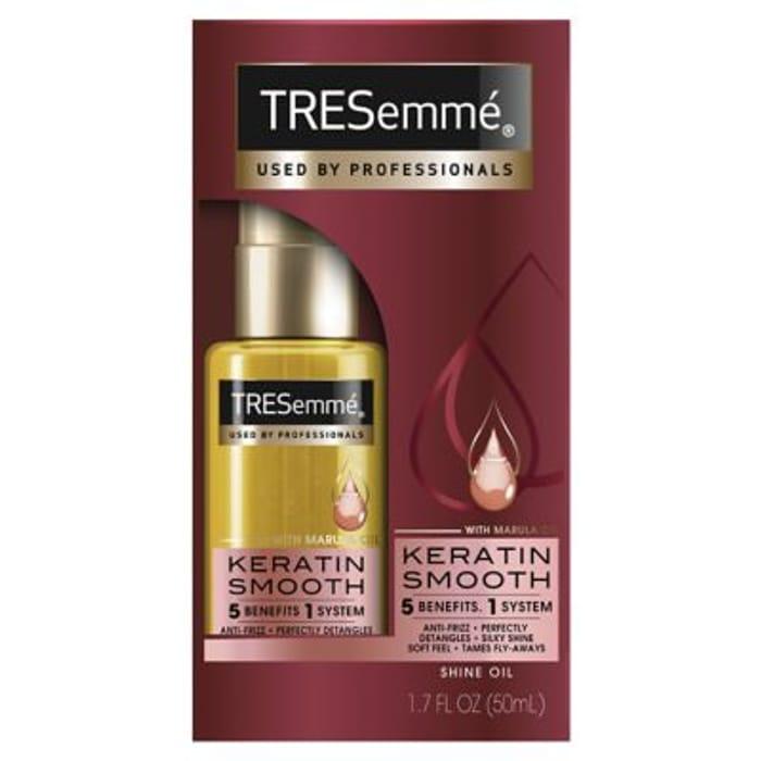 Tresemme Shine Oil Keratin Smooth 50ml